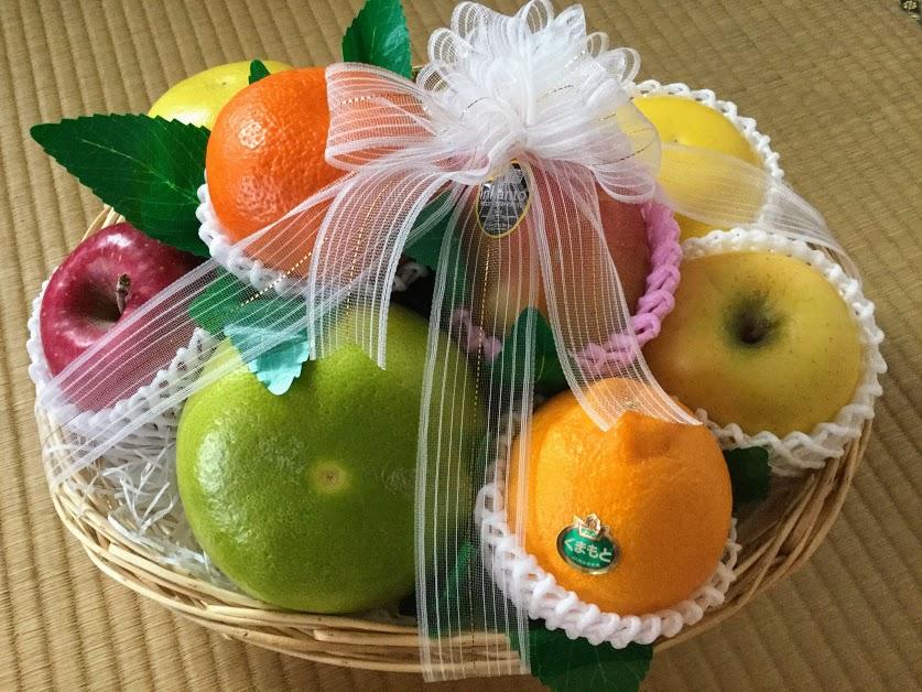 四十九日 果物